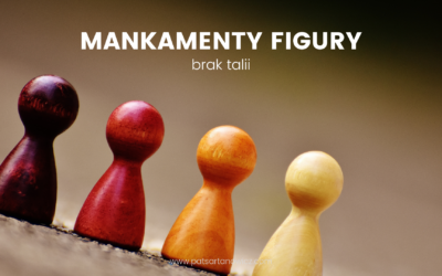Mankamenty figury – brak talii