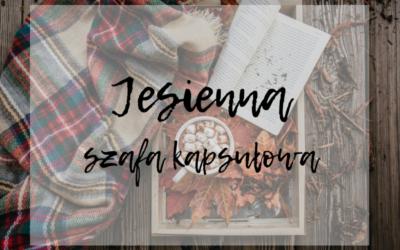 Jesienna szafa kapsułowa – elementy, które warto mieć